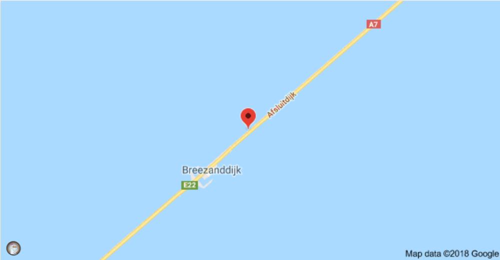 Afsluitdijk – Maria Vasalis