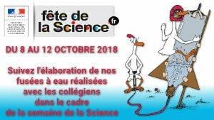 Semaine de la Science 2018 – Jour 4
