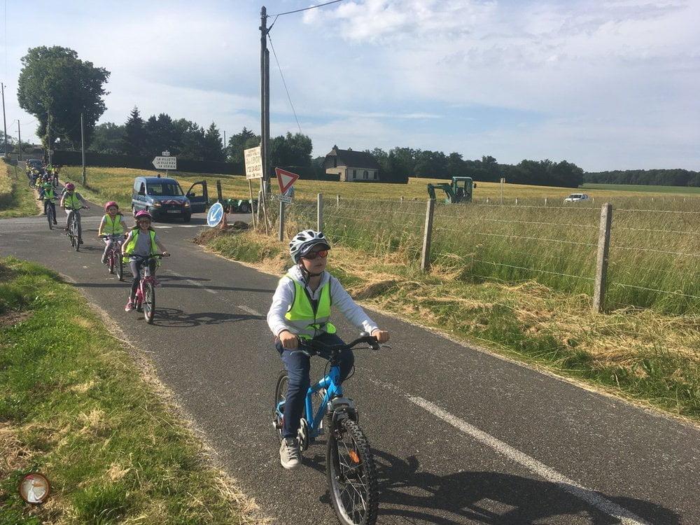Sortie Vélo - 2019021