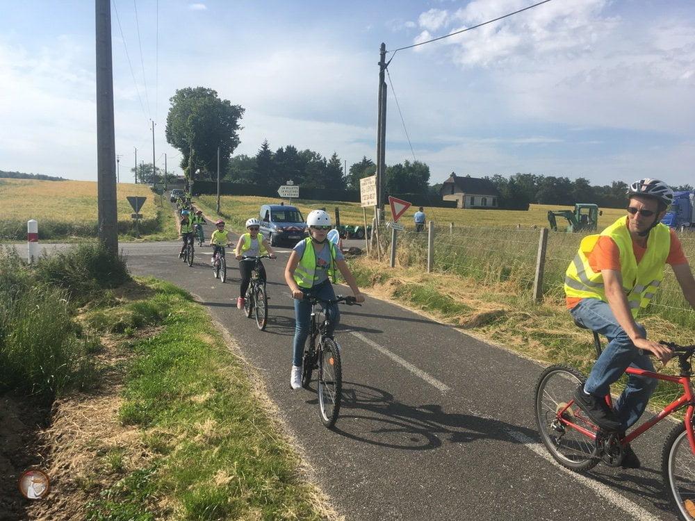 Sortie Vélo - 2019030