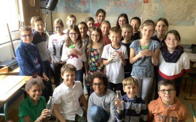 Le projet Kid's Cake Factory est lancé !