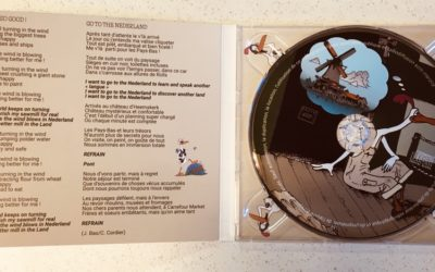 Nos CD sont arrivés !