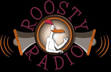 Logo Roosty Radio