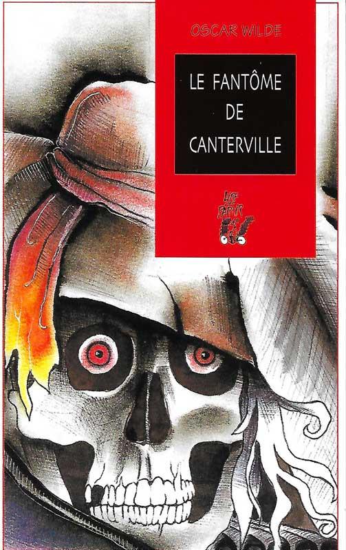 Couverture Canterville Ghost - Lire c'est partir