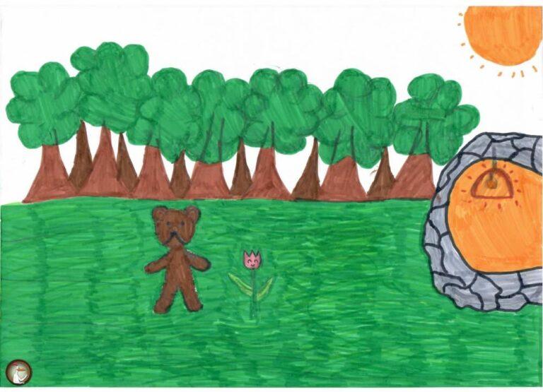 L'ours et la fleur-008-20210219-133028