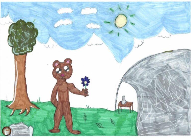 L'ours et la fleur-010-20210219-133028